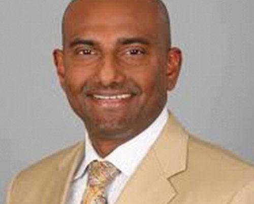 Fred Thiagarajah